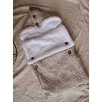 Детский плед-конверт Onemorebaby